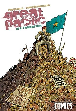 Great Pacific Tome 2: Fondation (T7 a T12) - Intégrale numérique