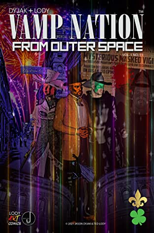 Vamp Nation from Outer Space #13