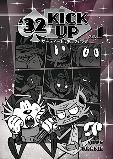 '32 Kickup Tome 1: Close to the Edge