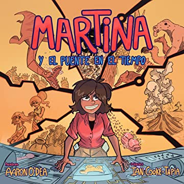 Martina y el Puente en el Tiempo
