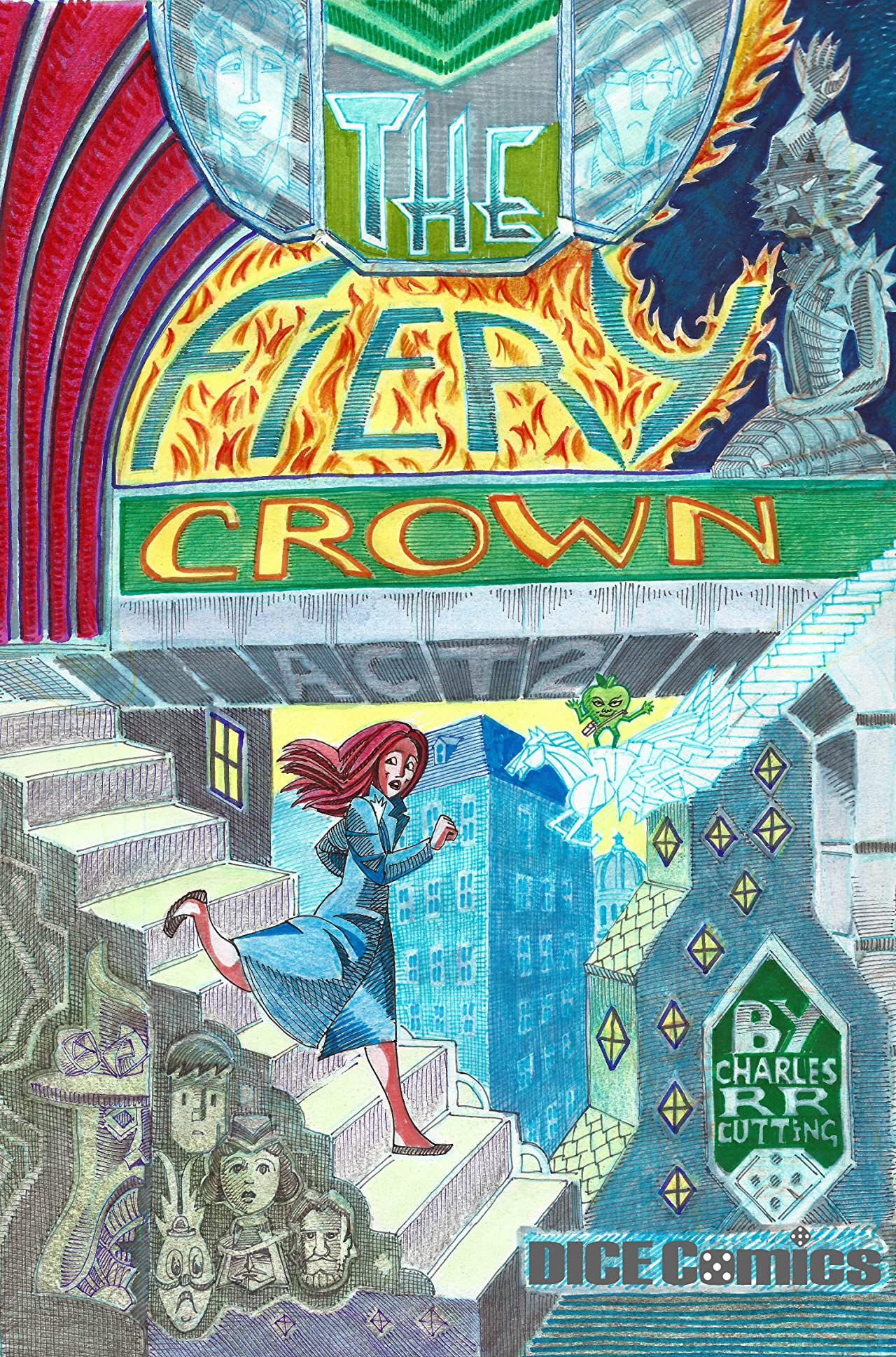 The Fiery Crown: Act 2