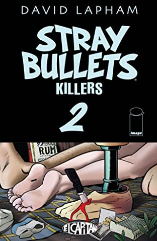 Stray Bullets: Killers #2