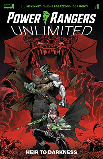 Power Rangers Unlimited: Heir to Darkness #1