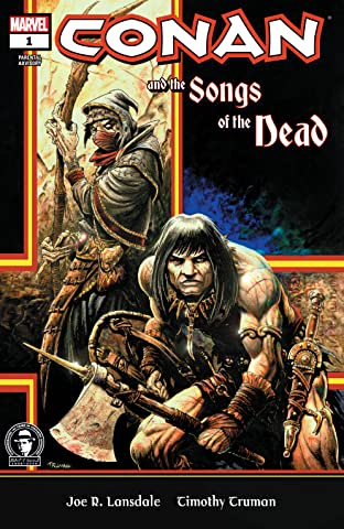 Conan And The Songs Of The Dead No.1