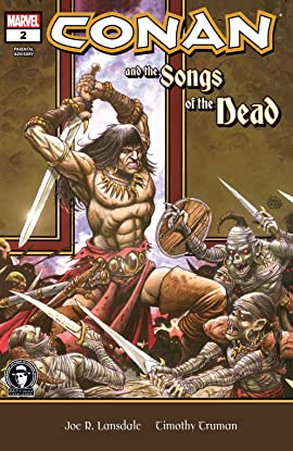 Conan And The Songs Of The Dead #2