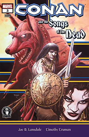 Conan And The Songs Of The Dead No.3