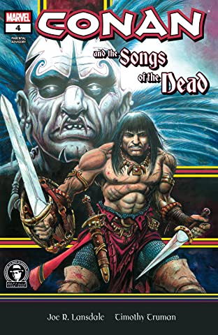 Conan And The Songs Of The Dead No.4