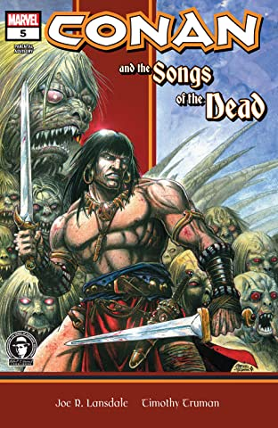 Conan And The Songs Of The Dead No.5