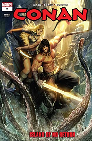 Conan: Island Of No Return #2