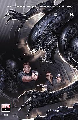 Alien (2021-) #4