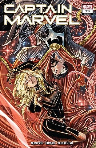 Captain Marvel No.29