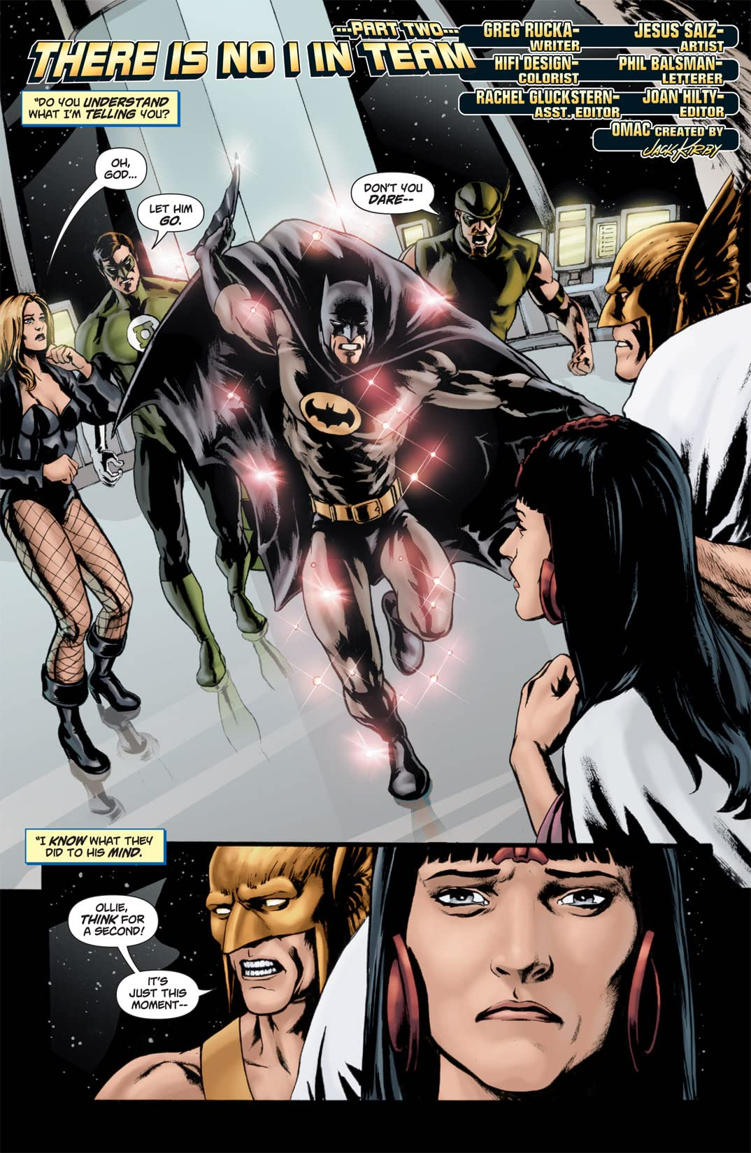 The OMAC Project #2 (of 6)