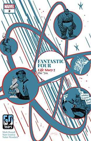 Fantastic Four: Life Story #2 (of 6)