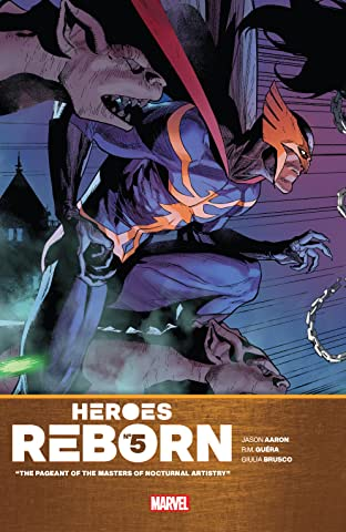 Heroes Reborn (2021) #5 (of 7)