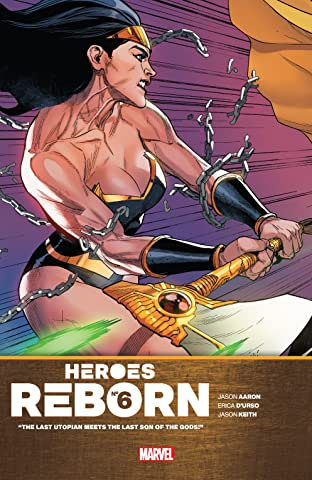 Heroes Reborn (2021) #6 (of 7)