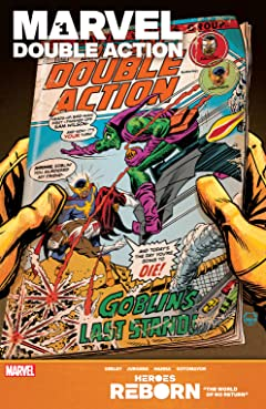 Heroes Reborn: Marvel Double Action #1