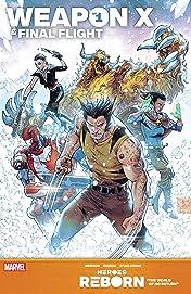 Heroes Reborn: Weapon X & Final Flight #1