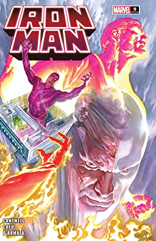 Iron Man (2020-) No.9