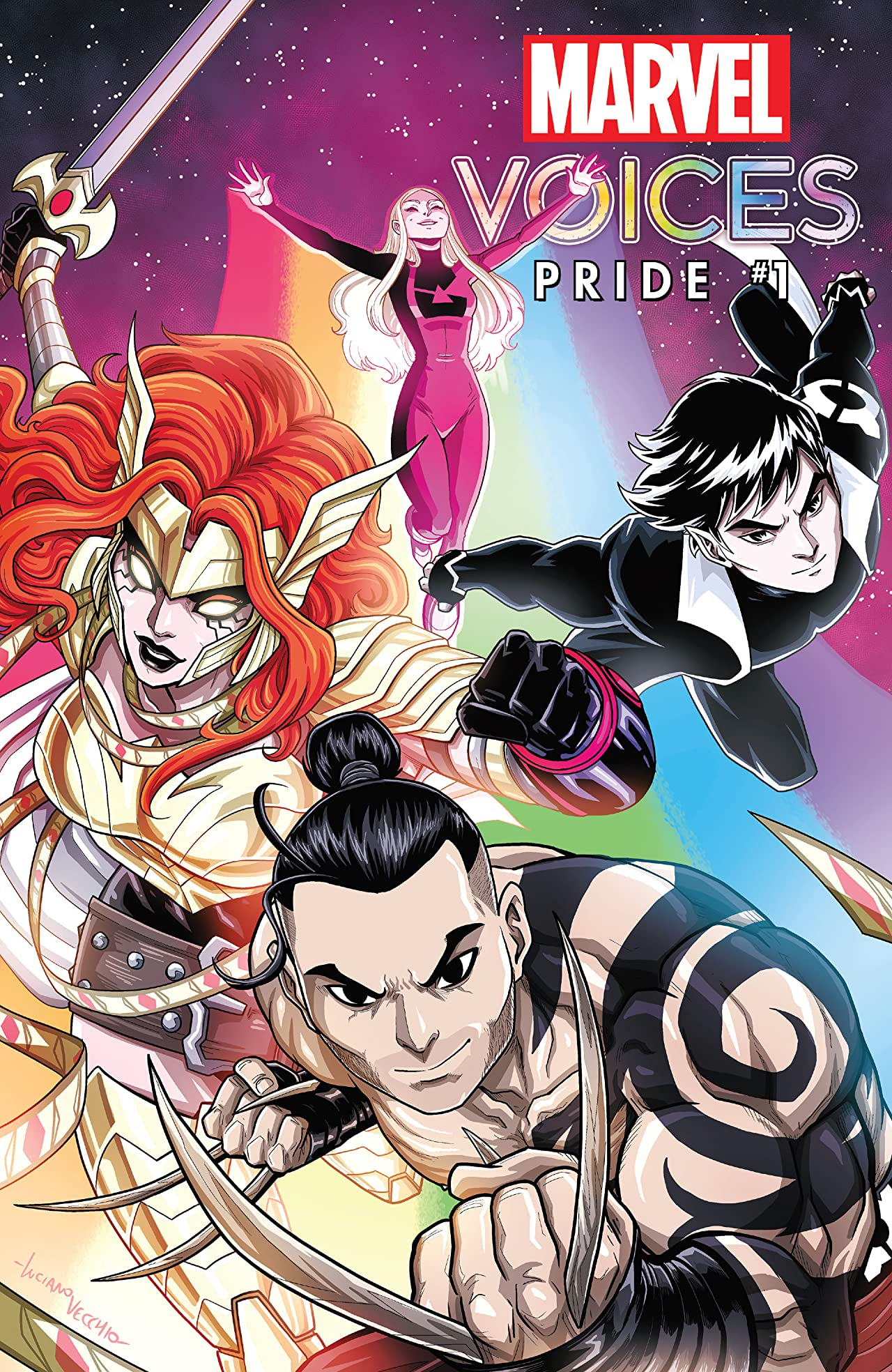 Marvel's Voices: Pride #1