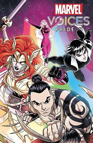Marvel's Voices: Pride No.1