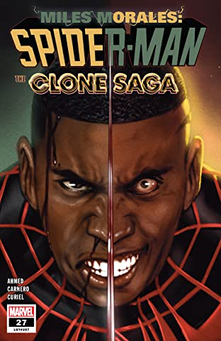 Miles Morales: Spider-Man #27