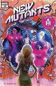 New Mutants #19