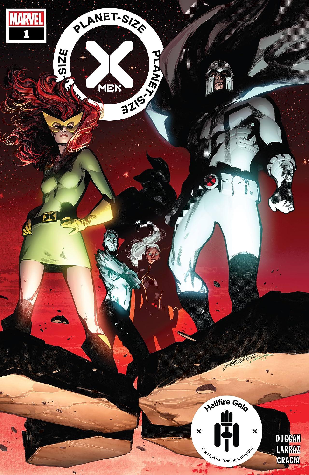 Planet-Size X-Men (2021) #1