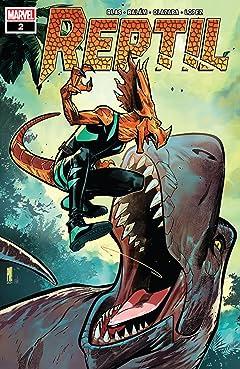 Reptil (2021) #2 (of 4)