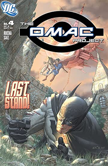 The OMAC Project #4