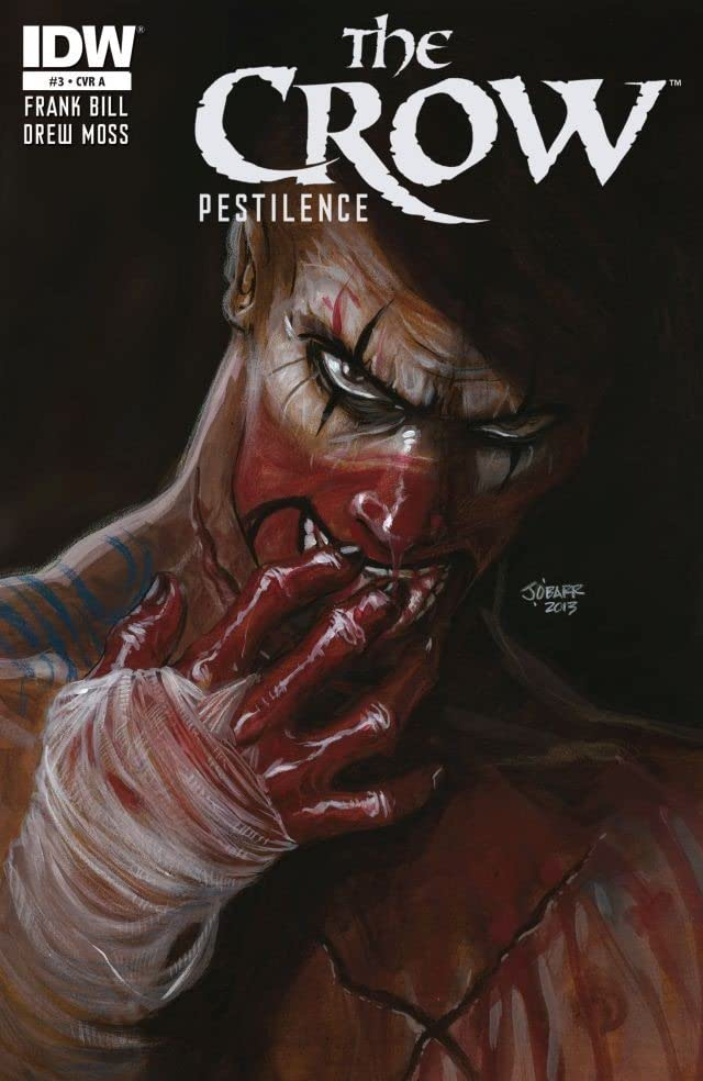 The Crow: Pestilence #3