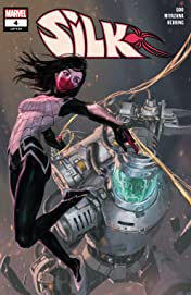 Silk (2021) #4 (of 5)