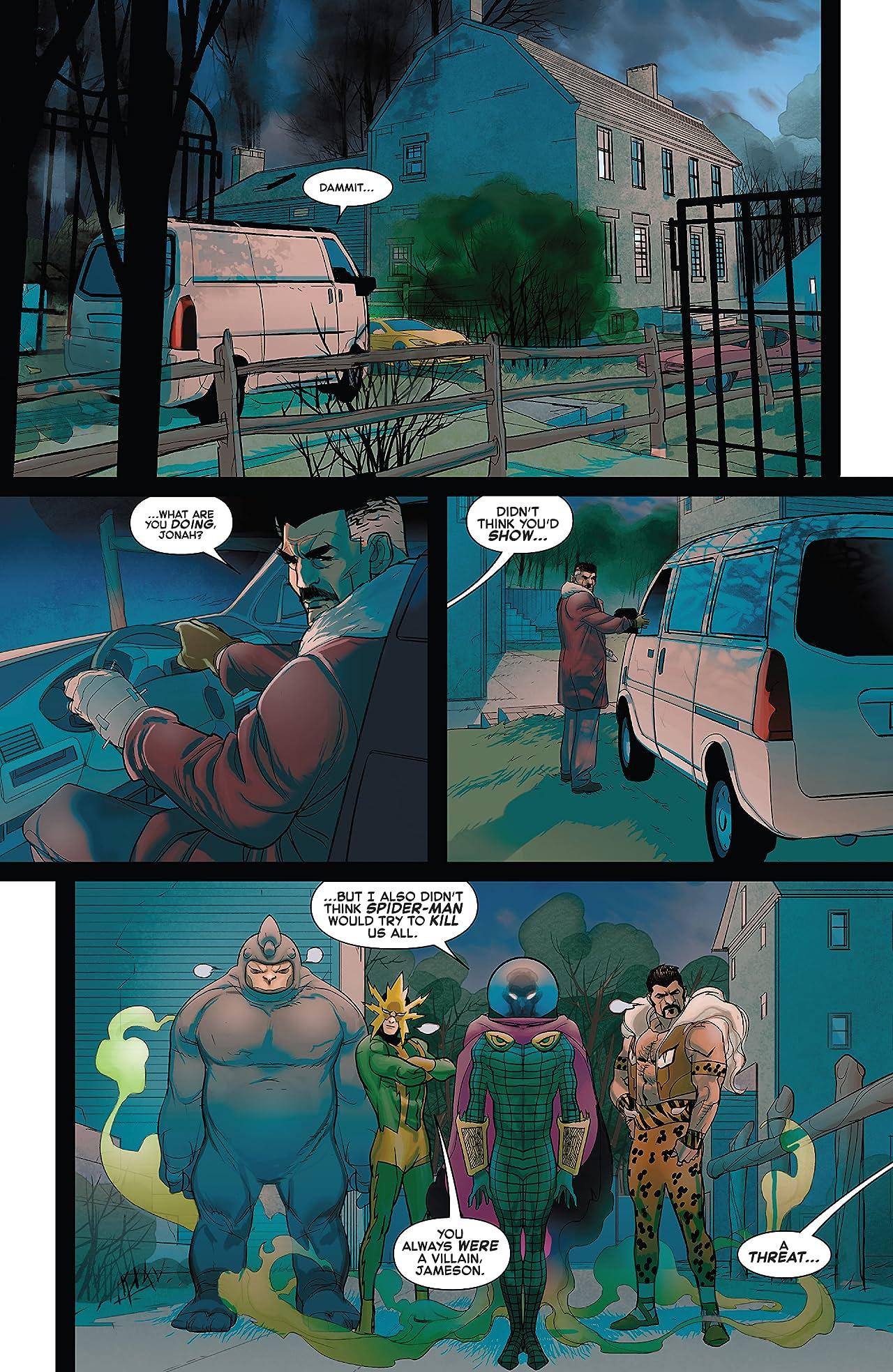 Spider-Man: The Spider's Shadow No.3 (sur 4)