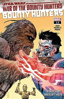 Star Wars: Bounty Hunters (2020-) #13