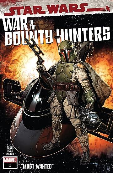 Star Wars: War Of The Bounty Hunters (2021) #1 (of 5)