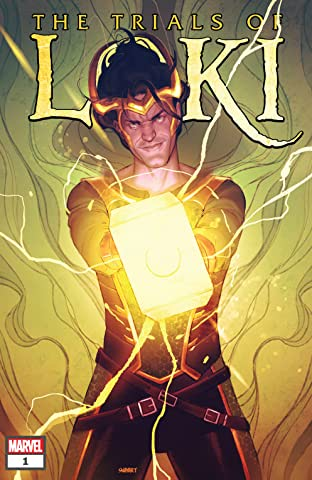The Trials Of Loki: Marvel Tales #1