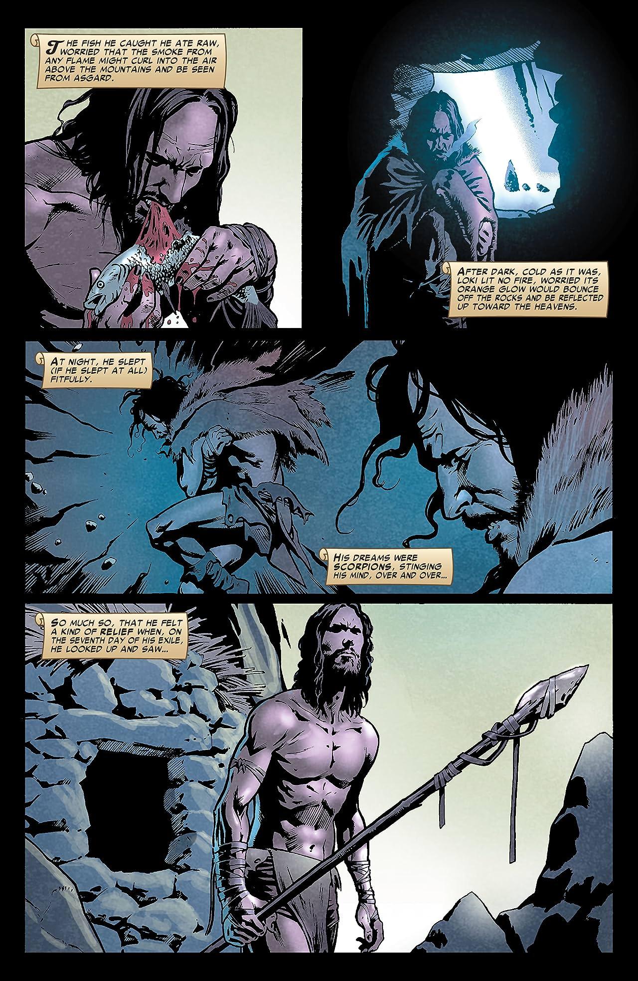The Trials Of Loki: Marvel Tales #1
