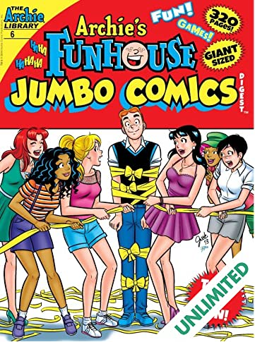 Archie's Funhouse Comics Digest #6