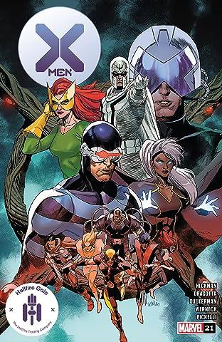 X-Men No.21