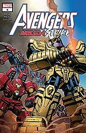 Avengers Mech Strike (2021) #4 (of 5)