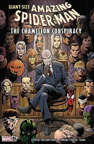 Giant-Size Amazing Spider-Man: Chameleon Conspiracy (2021) No.1