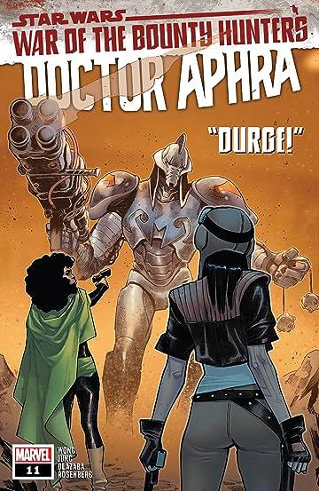 Star Wars: Doctor Aphra (2020-) #11