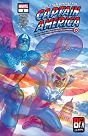 The United States Of Captain America #1 (of 5)