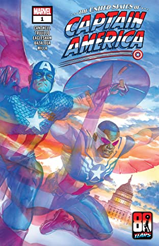 The United States Of Captain America (2021) #1 (of 5)