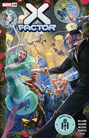 X-Factor #10