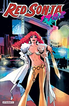 Red Sonja: 1982 One-Shot