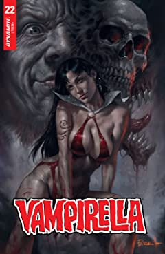 Vampirella (2019-) #22