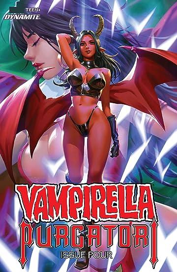 Vampirella VS. Purgatori No.4