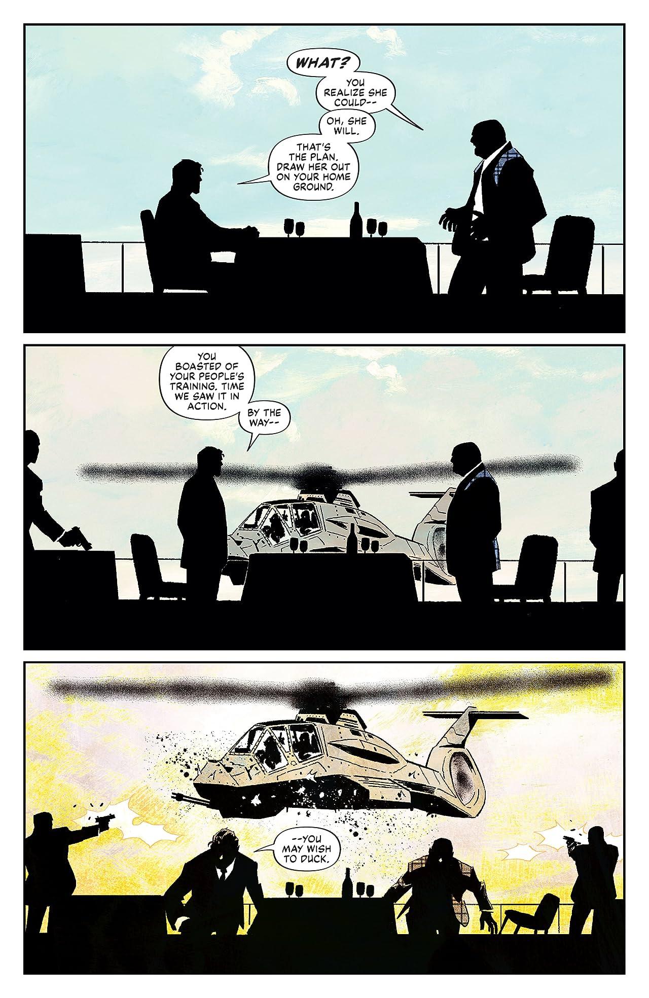 James Bond: Agent of Spectre No.4
