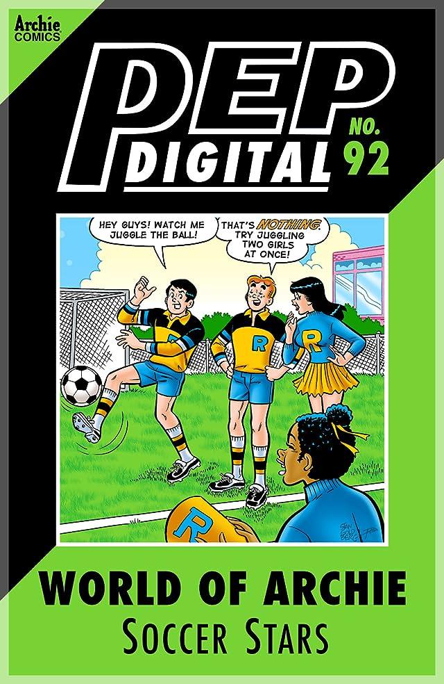 PEP Digital #92: World of Archie Soccer Stars