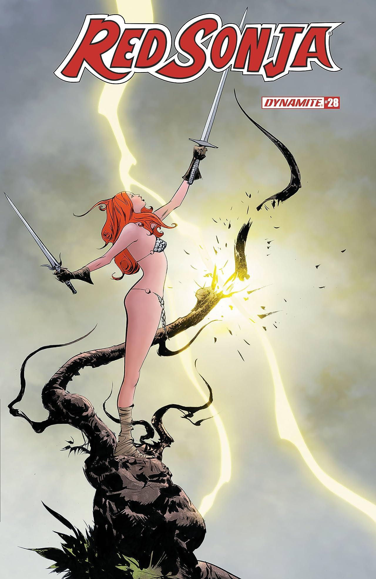 Red Sonja (2019-2021) #28